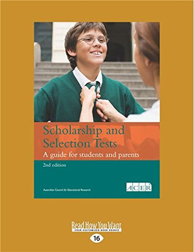 A Parents Guide to Scholarship Tests