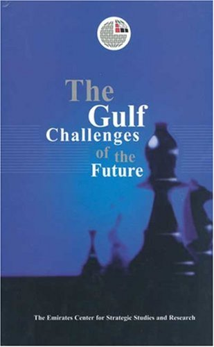 9948007042 - Emirates Center for Strategic Studies and Research: The Gulf: Challenges of the Future - كتاب