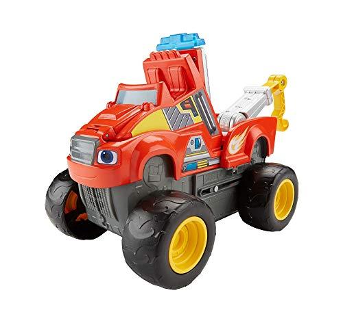Fisher-Price Nickelodeon Blaze & the Monster Machines, Tow Truck, Blaze (Monster Truck Sound)