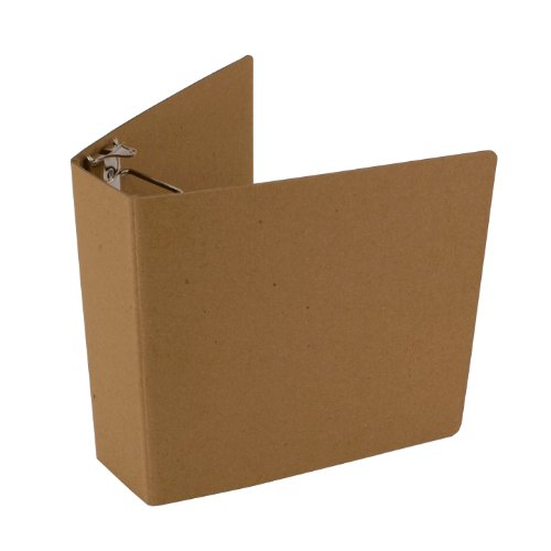 Guided Products ReBinder Select Recycled Chipboard Binder, 3 Inch  (Cardboard 3 Ring Binder)