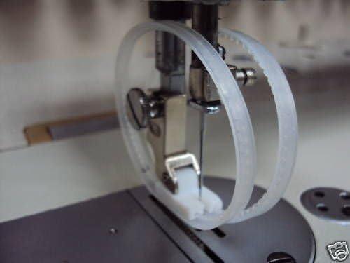 Anillo Prensatelas de Teflón de Máquina de Coser Industrial para ...