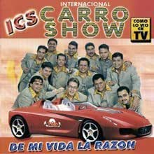 Carro Show Internacional Carro Show Internacional De Mi Vida La Razon Tmd 34588 Amazon Com Music