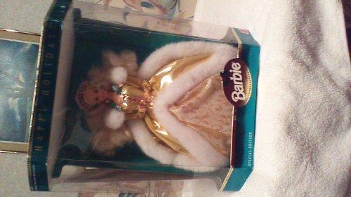 1994 Happy Holiday Special Edition Barbie Doll (Doll Fashion 1994)