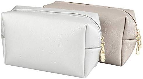 trousse de toilette /étanche sac de rangement multifonction trousse de maquillage mini trousse de maquillage pour femmes et filles Petite trousse de maquillage pour voyage