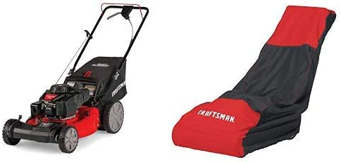 Walk-Behind Lawn Mowers Patio, Lawn & Garden Craftsman M275 159cc ...