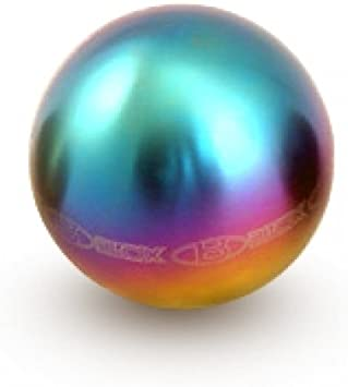 12 x 1.25mm Thread Size Neo Finish 490 Spherical Shift Knob BXAC-00225-NEO Blox Racing