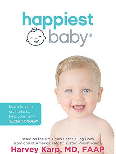 Happiest Baby (Dr Harvey Karp Happiest Baby On The Block)