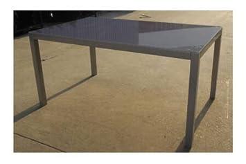 Quality Ferreteria Plus M291857 - Mesa Aluminio Rectangular ...