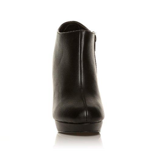 Daim Synth UK ShuWish Bottine Femme Chaussure H20 XZOxv8