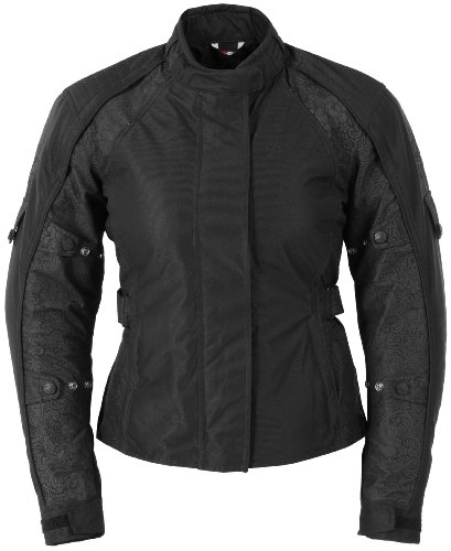 Fieldsheer 'Lena 2.0' Womens Black Textile Jacket - 1/112