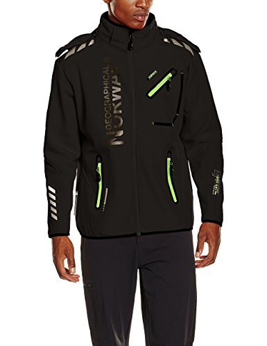 Giacca Nero Uomo Rivoli Men Geographical Norway w8XgYt