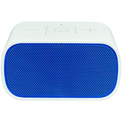Logitech Mobile Boombox White Blue