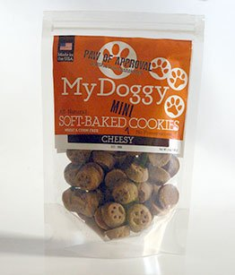 My DoggyAll Natural, Wheat and Corn Free, Mini Cheese, MADE IN USA
