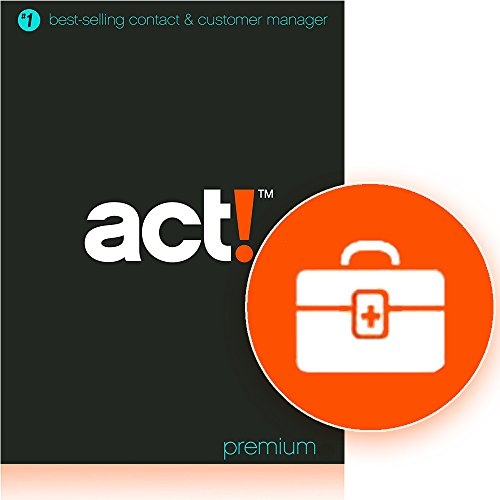 CRM for Insurance Professionals Database Add-on Bundle, Includes a New (Support Com Agent)