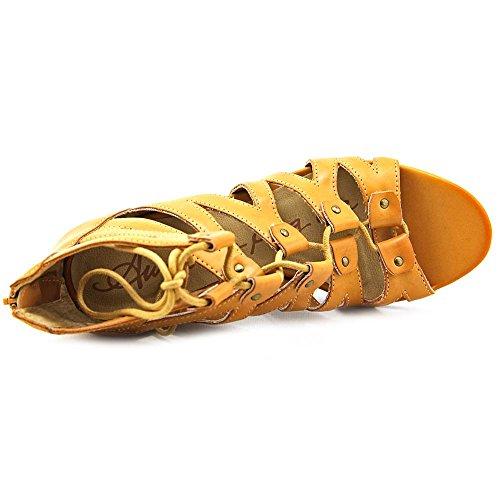 Américain Rag Carter Femmes Nous 9.5 Sandale Compensée Marron