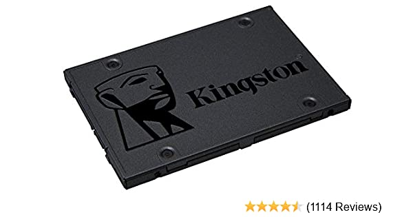 Amazon Com Kingston A400 Ssd 240gb Sata 3 2 5 Solid State Drive