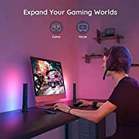 New RGB Color TV Background Atmosphere Lights Game Atmosphere Lights Computer Decorative Lights Music Atmosphere Lights