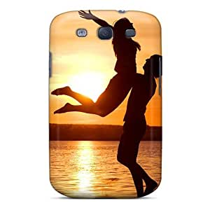 Galaxy S3 Case Slim [ultra Fit] Summer Lovers Protective Case Cover