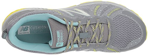 New Balance Women's 590v4 FuelCore Trail Running Shoe, Gunmetal, 5.5 D US by New Balance (Image #8)
