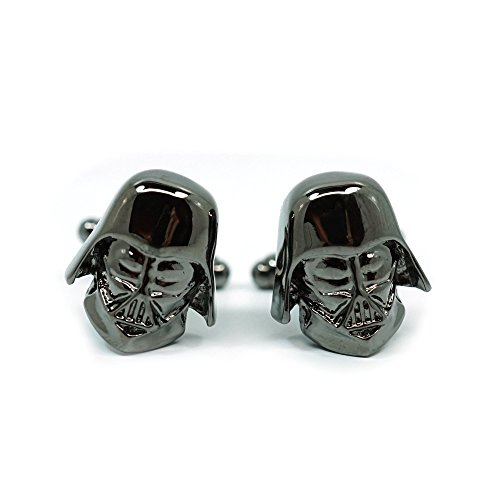 Teris Boutique Jewelry Gunmetal Cufflinks product image