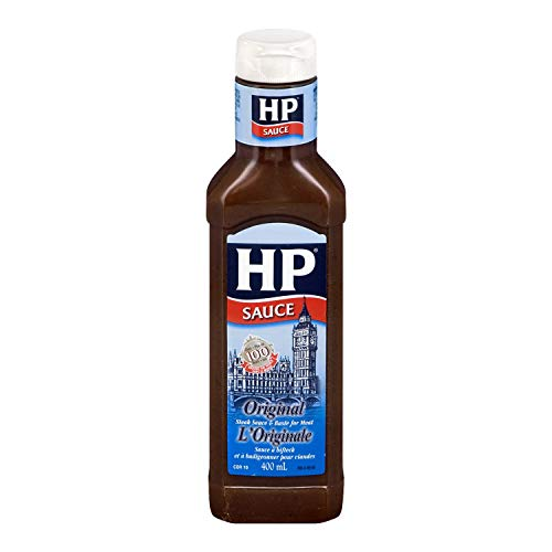 HP Sauce - Original 400ML - Imported from Canada