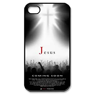 iphone covers Jesus christ Pattern Hard Shell Phone Case For For Iphone 6 plus Case color19