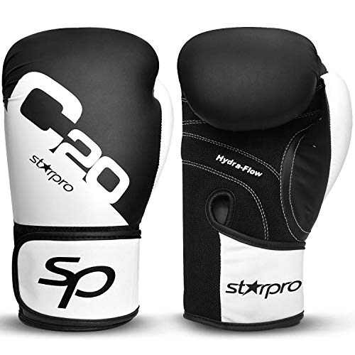 Boxing Gloves, Kickboxing Training Gloves, Use for Muay Thai Style Martial Arts Punching Bag Mitts, Fight Gloves Men & Women