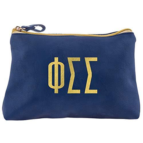 - Alexandra And Company Cosmetic Bag, Phi Sigma