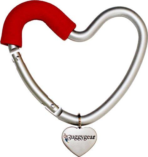 Baby Stroller Hook HeartDiaper