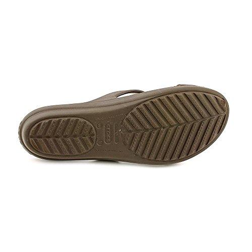 Crocs Sanrah Circle Sandal Mujer Fibra sintética Chancla