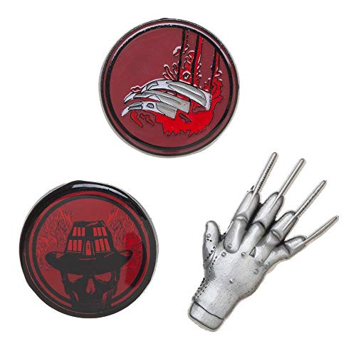 Freddy Krueger A Nightmare On Elm Street Lapel