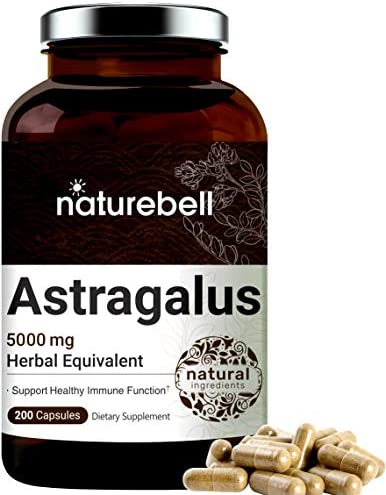 Maximum Strength Astragalus Capsule