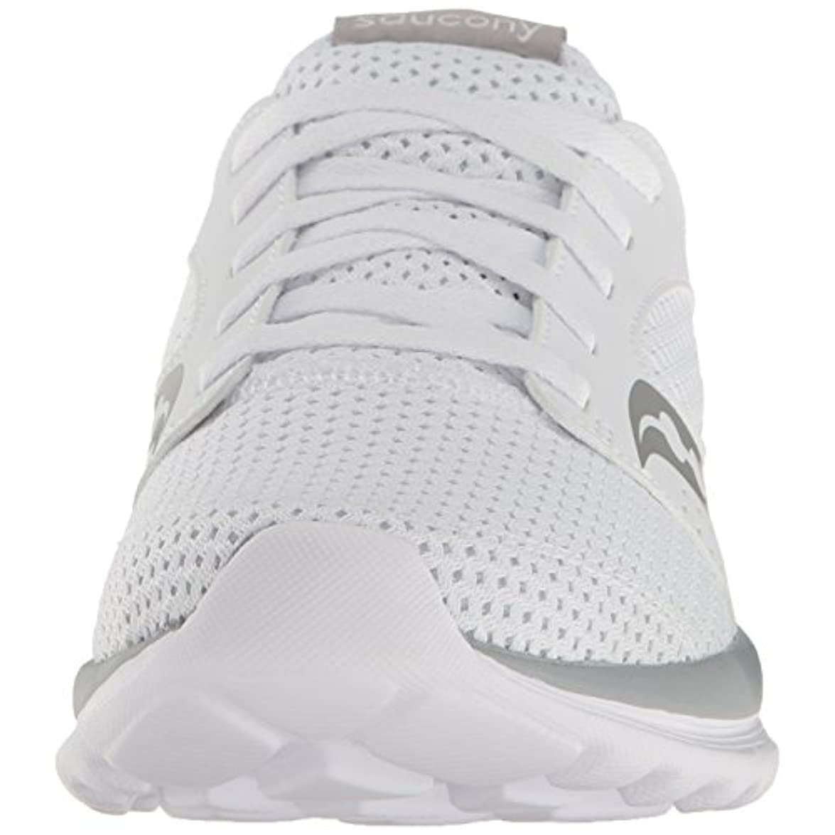 Saucony Women's Kineta Relay Road Running Shoe Coral mint 10 M Us