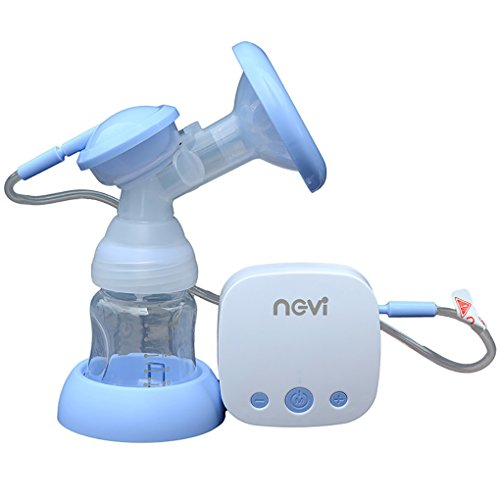 Ncvi FDA Single Electric 9-grade Breast Pump Adjustment Usb-powered Model Portable Pump Compact Body Milk Suction with All Accessories for Baby for Baby Xb-8712