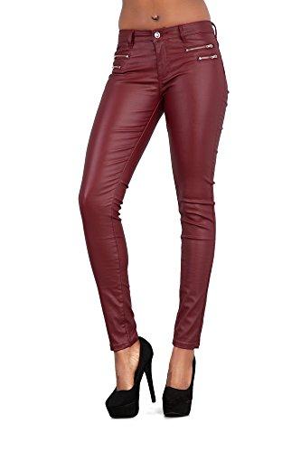 Lust Lust Ychic Burgundy Leggings Lust Burgundy Leggings Ychic fxrqfR7