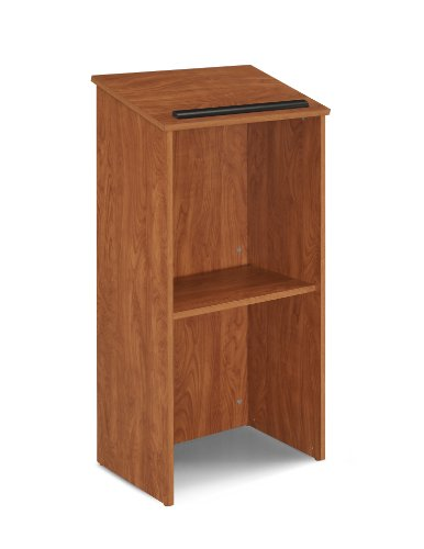 - Oklahoma Sound 222-CH Full Floor Lectern, Cherry
