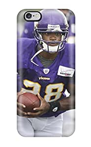 New Design Shatterproof OXznfco11329hSxsk Case For Iphone 6 Plus (adrian Peterson Football )(3D PC Soft Case)