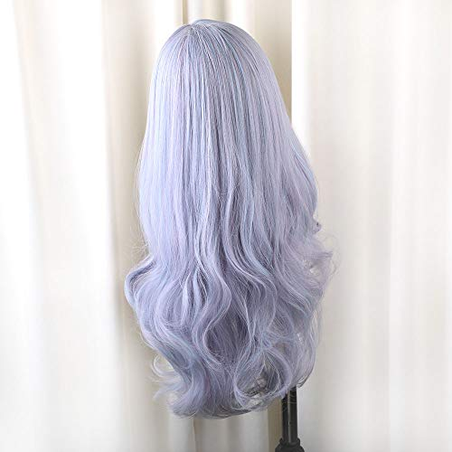 26 Inch Long Synthetic Wig Fashion DIY Natural
