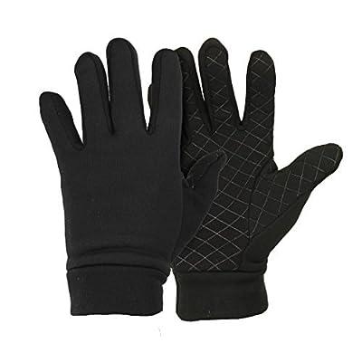 Men's / Women's (Unisex) Moisture Wicking Micro-fleece Running Sport Gloves