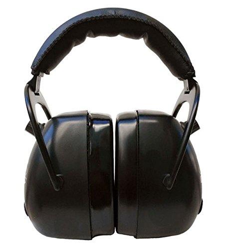 Pro Ears Gold II 30 - PEG2RMB - Electronic Hearing Protection & Amplification - Range Earmuff - NRR 30 - Hearing Protector Ear Muffs, Black by Pro Ears