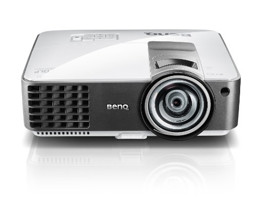 BenQ MW814ST 2500 Lumen WXGA Short Throw 3D DLP Projector