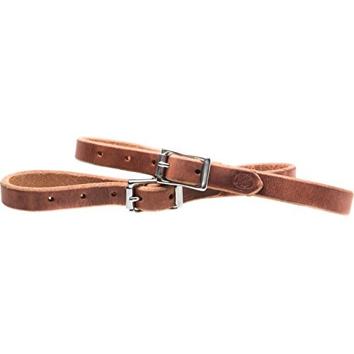 NRS Tack 3//4in Harness Leather Replacement Tug Straps