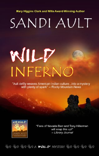 WILD INFERNO (WILD Mystery Series Book 2)