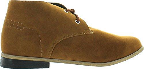 Flying Deer Boots Alverto Deer Mens 1 Brown Casual Flying Chukka rrw1q7