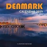 Denmark Calendar 2019: 16 Month Calendar