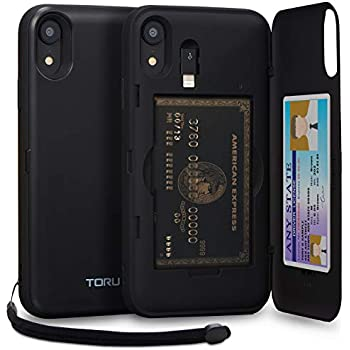 Amazon.com: iPhone XR Wallet Case, iPhone XR Case with