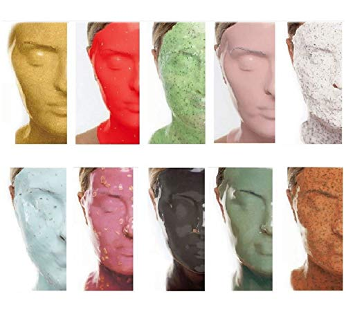 10X CASMARA Mask Premium Package (10 sets ) + 1 Mixing Spatula