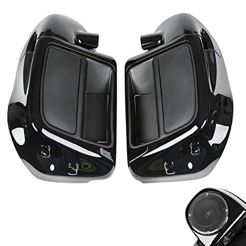 "Lower Vented Leg Fairing 6.5/"" Speakers Grills For Harley Touring Trike 2014-2019"