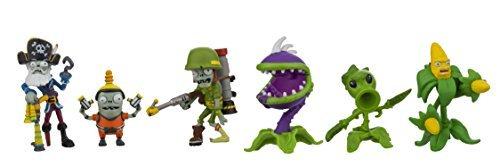 (Plants vs Zombies GW2 Action Figure (6 Pack), 2