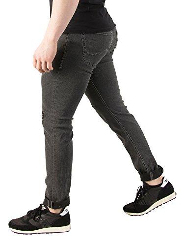amp; Jack Jones Slim Jeans Grigio Uomo BddrPxgWnq